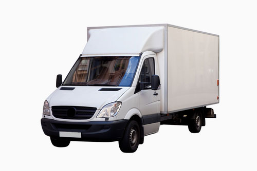 3.5 Tonne Luton Van (with tail lift)